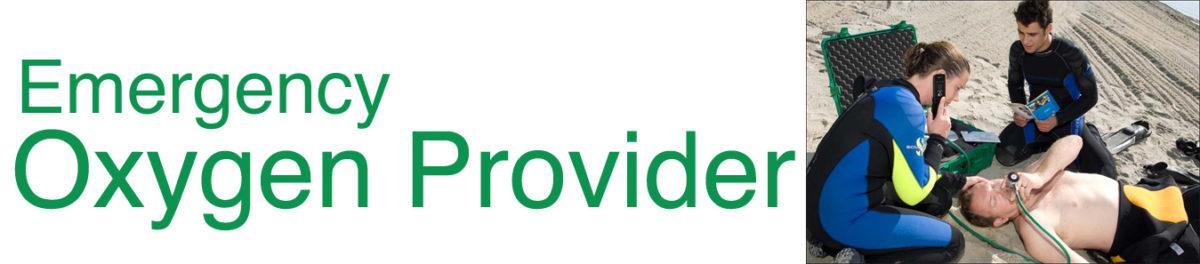 PADI Oxygen Provider