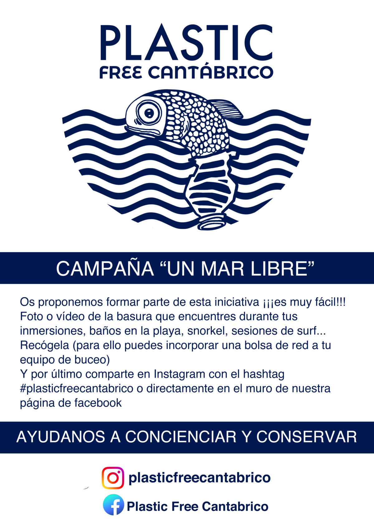 Plastic Free Cantabrico