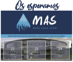 feria buceo mas more aqua show madrid